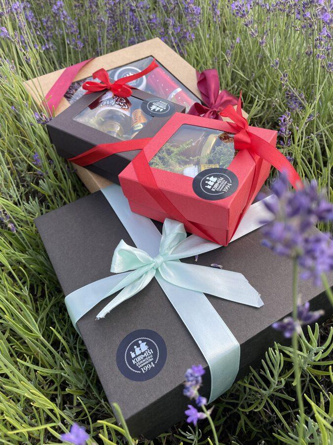 Rudzupuķes dāvanu komplekts