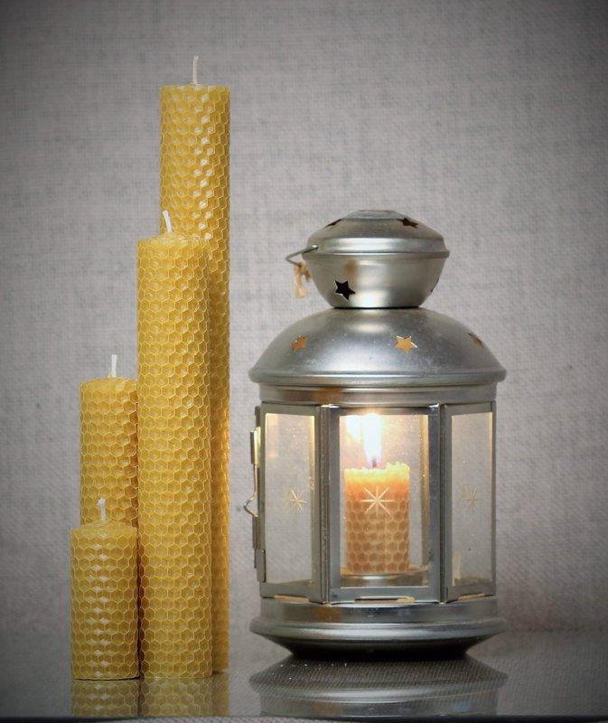 Bišu vaska sveces