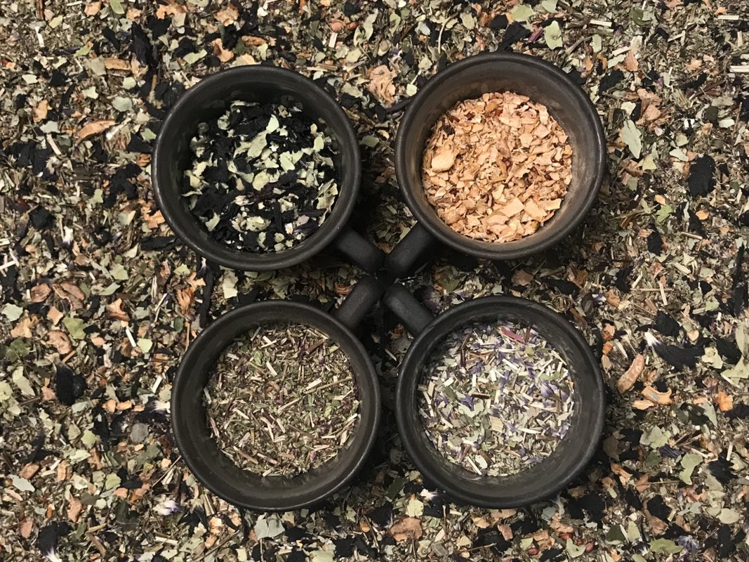"Herbal tea ""Freshness"", organic"