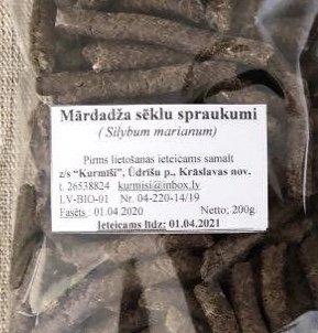 Mārdadža spraukumi (200 grami)