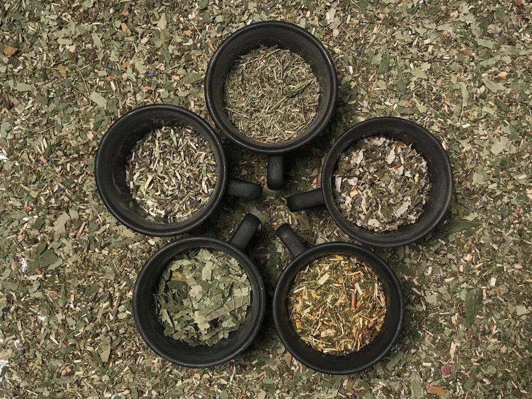 Zāļu tēja Pirts gariņa