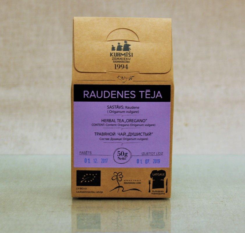 Raudenes tēja