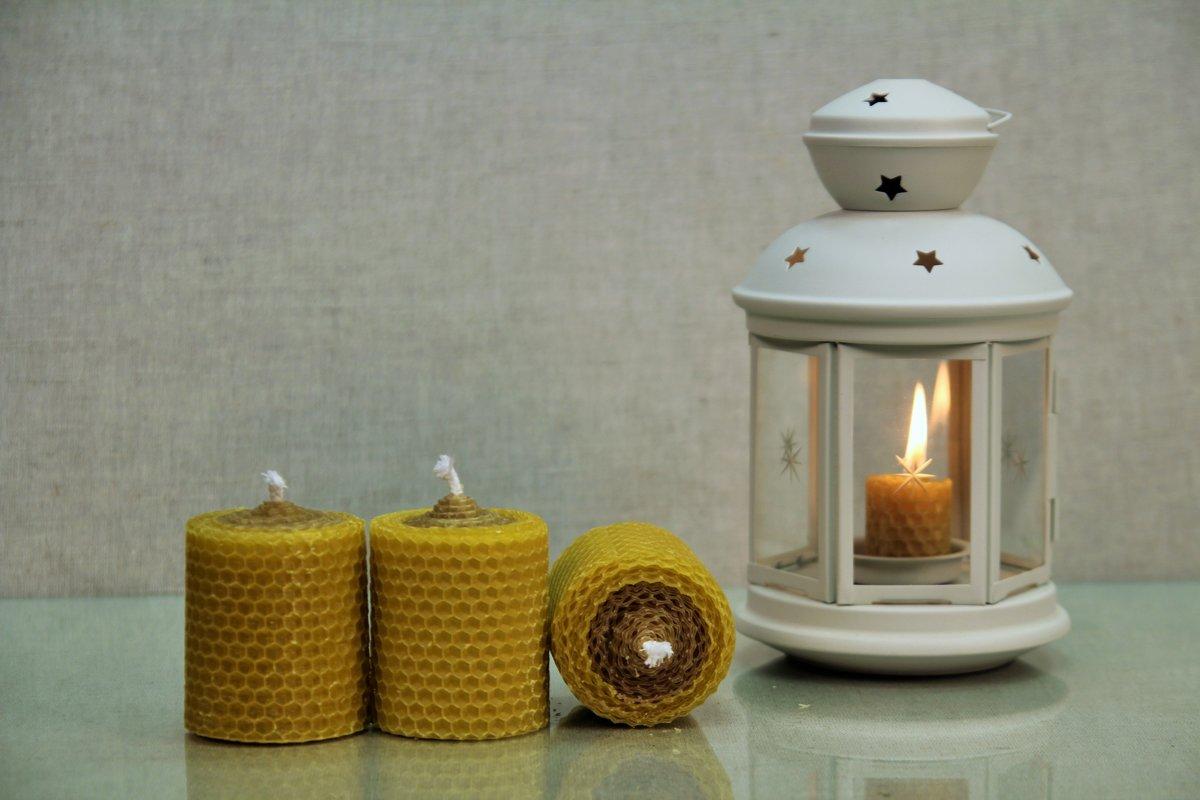 Bišu vaska svece