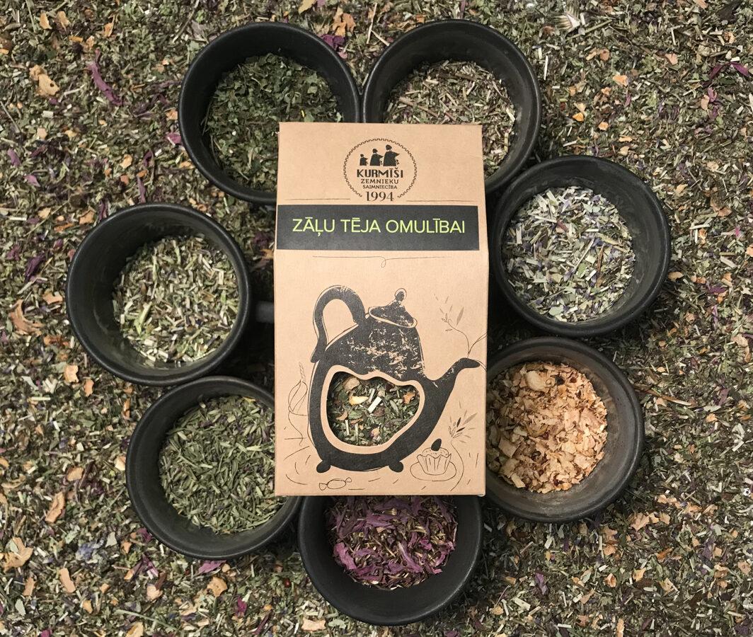 "Herbal tea ""Cosiness"", organic"