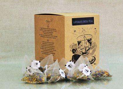Травяной чай Букет Латгалии (100 пакетиков)